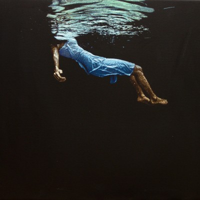 Weeki Wachee (Homage to Toni Frissell)