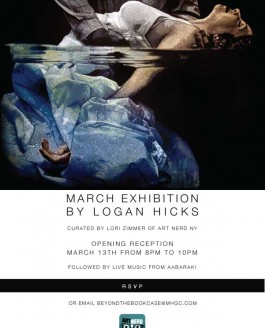 Mondrian Hotel – March 13th – Curated by Lori Zimmer