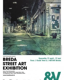 Breda Street Art Exhibition