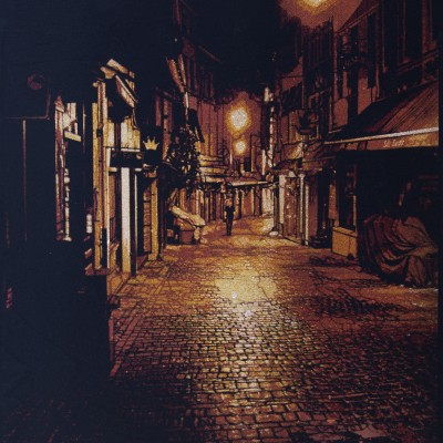 Brussels Walk – Red