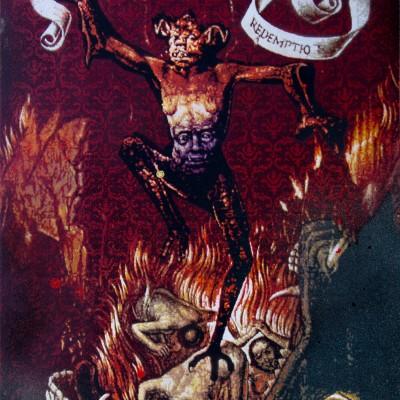 Hans Memling Earthy.Vanity.and Divine Salvation – Devil